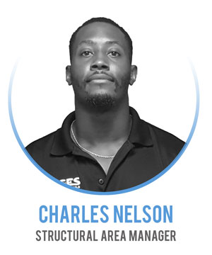 Charles Nelson - Structural Area Manager