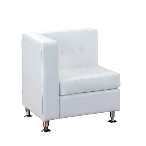 Chairs Event Furniture Modular Event Furniture White Corner Chair