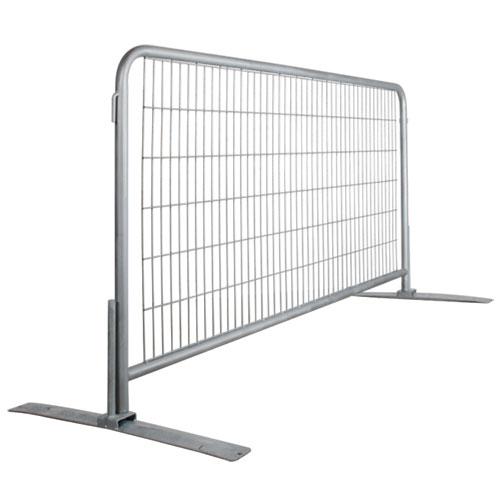Crowd Control Fence Metal