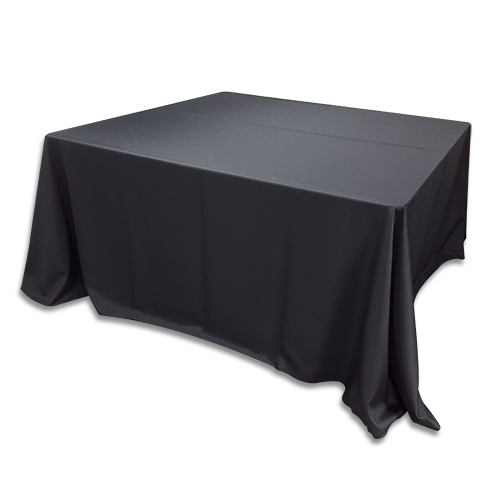 Tablecloth 120 square for 120 table cloth rental