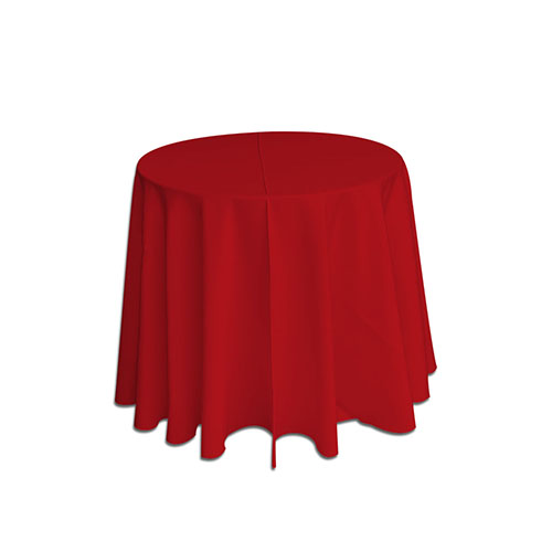 Tablecloth 90 Round Inch