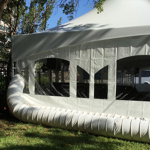 Tent Accessories Hvac