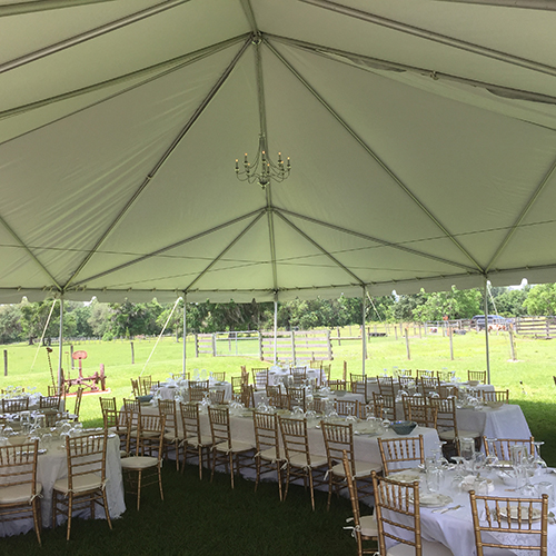 Tents Frame Tent 40 X 40