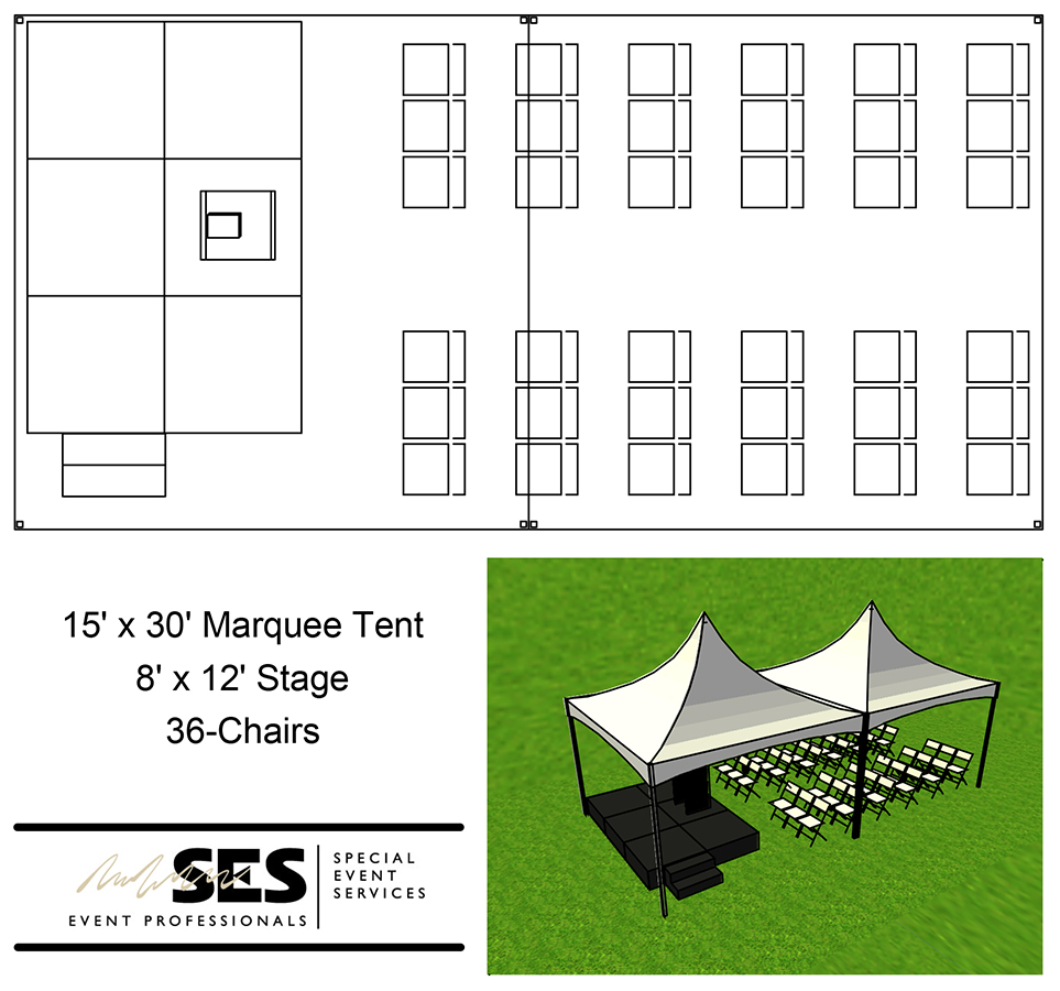Tents Marquee Tent 15 X 30