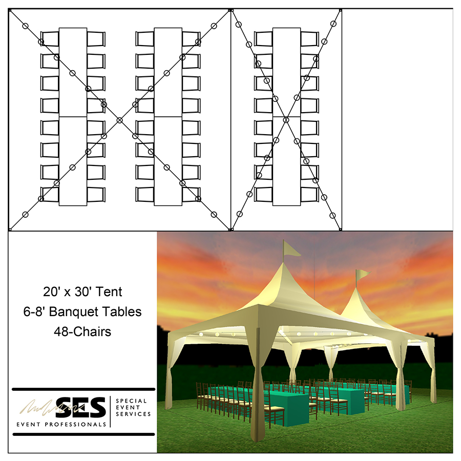 Tents Marquee Tent 20 X 30
