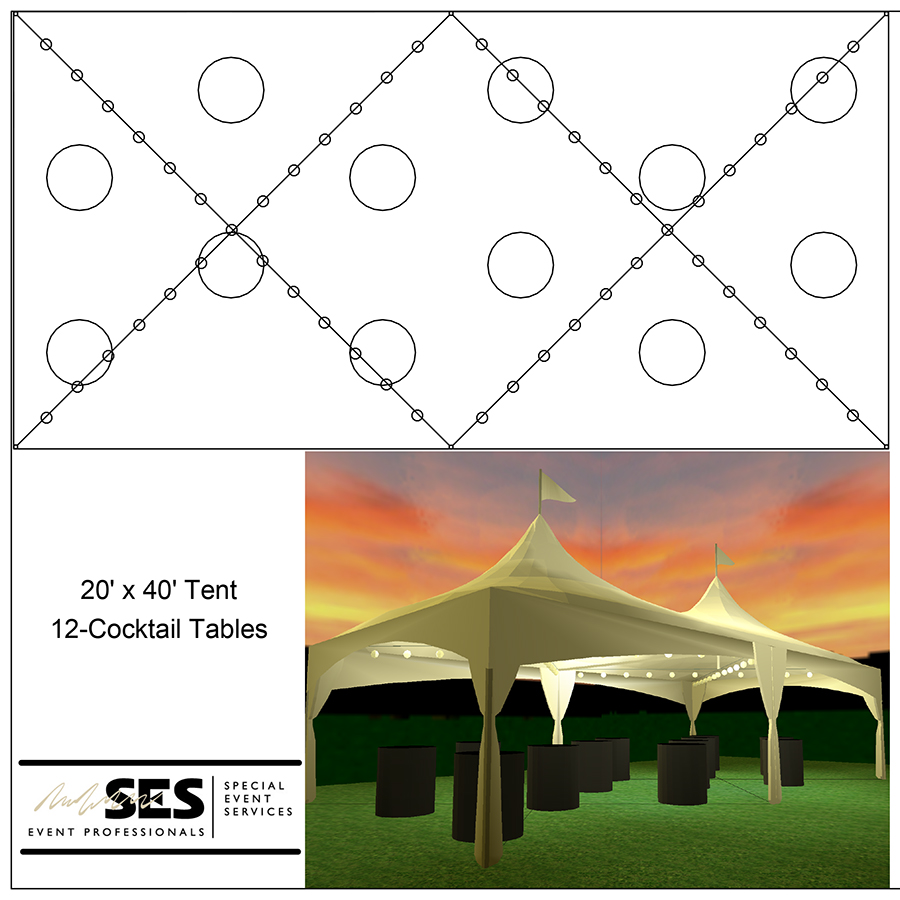 Tents Marquee Tent 20 X 40