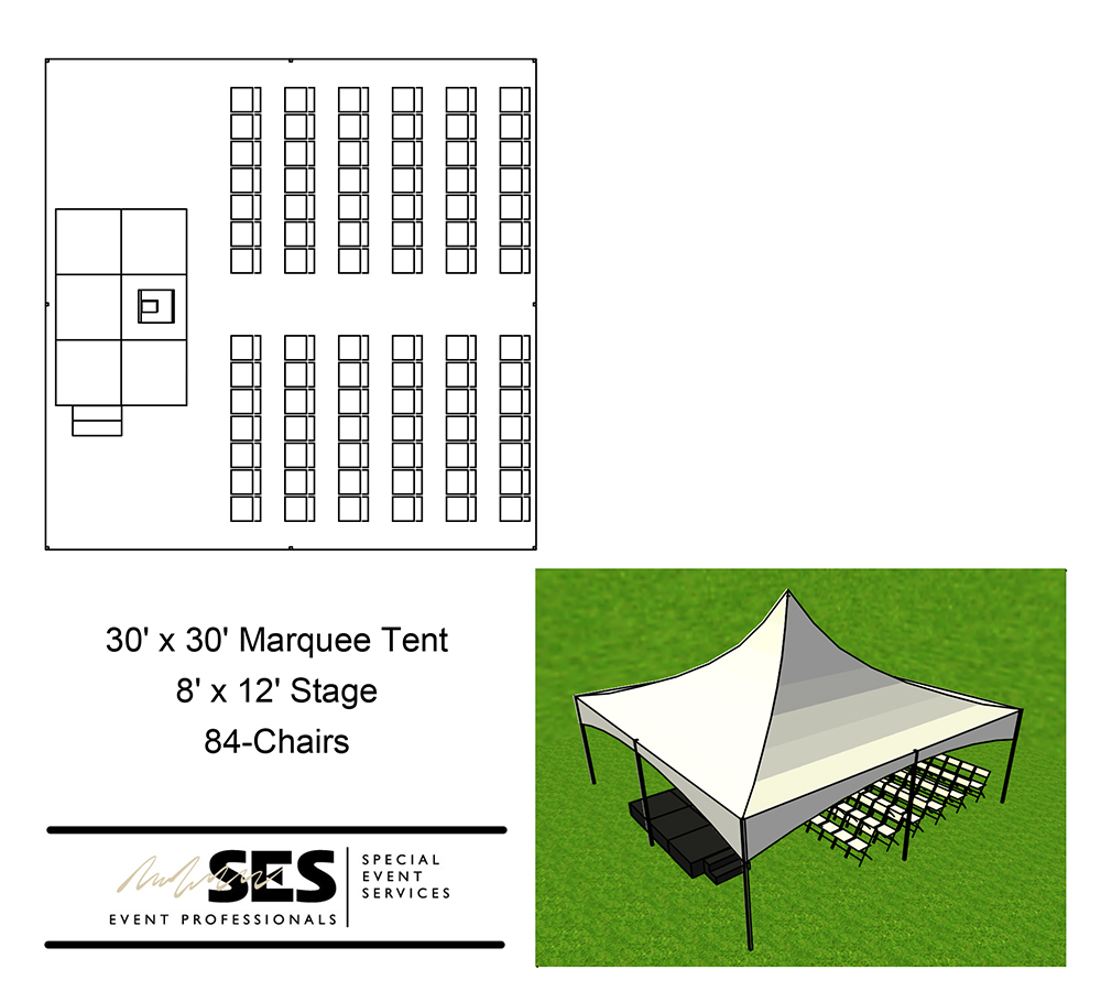 Tents Marquee Tent 30 X 30