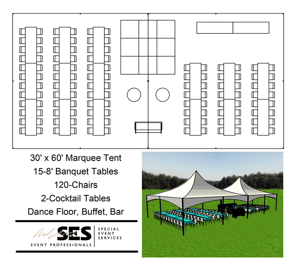 Tents Marquee Tent 30 X 60