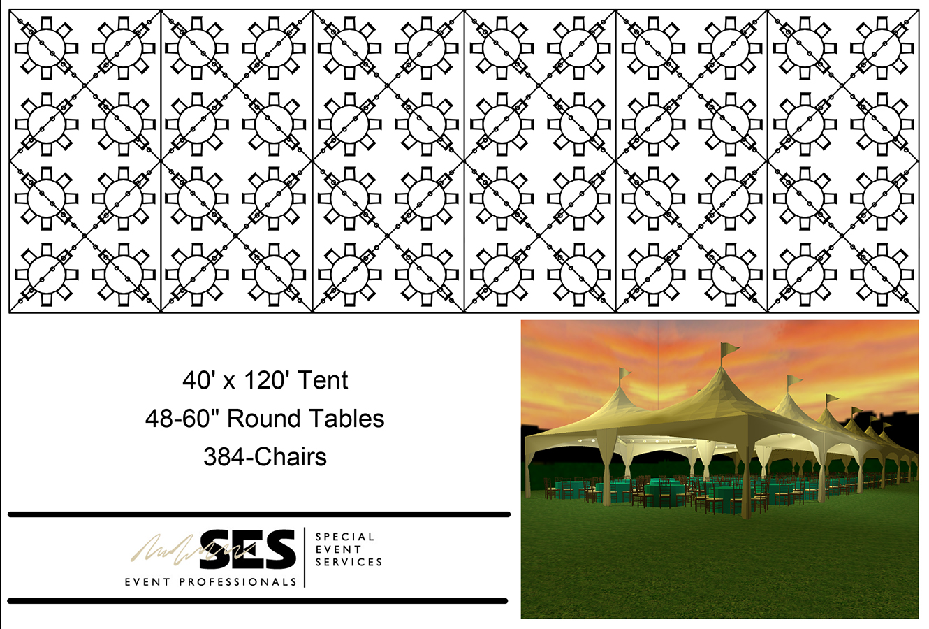 Tents Marquee Tent 40 X 120