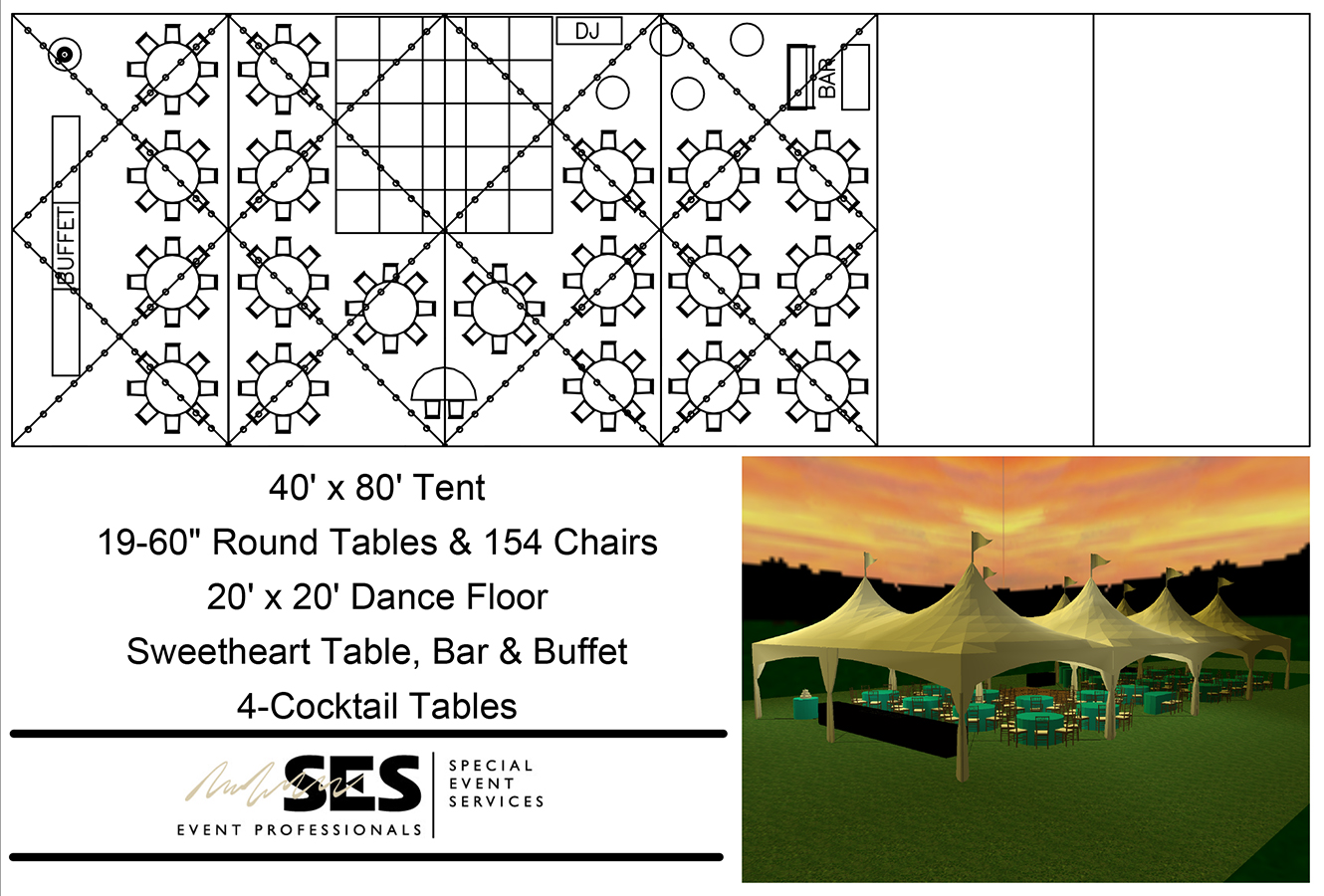 Tents Marquee Tent 40 X 80