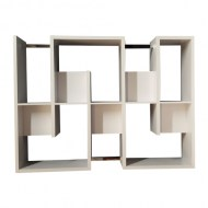 Display Shelf White