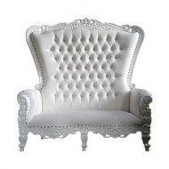 Chairs_EventFurniture/EventFurniture_WhiteLoveSeatThrone_w_2