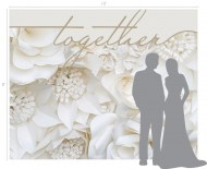 White Paper Floral: Together