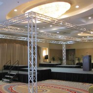 40' x 28' Multi-Level Versalite Stage