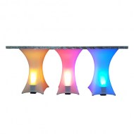 Illuminated Buffet Table