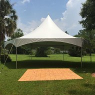 Hex Marquee Tent
