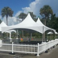 20' x 40' Marquee Tent