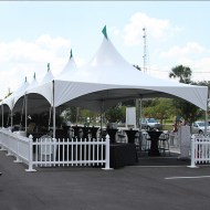 20' x 80' Marquee Tent