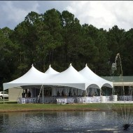40' x 40' Marquee Tent