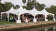 40' x 60' Marquee Tent