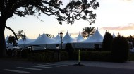 80' x 100' Marquee Tent