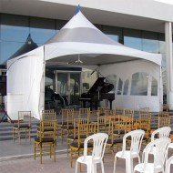 Marquee Tent: Skylight